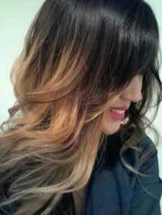 Ombre hair by Priscilla :) | Yelp