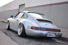 Porsche 964 OZ futura