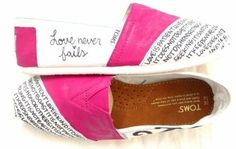 1 Corinthians TOMS | 11 Dressed-Up TOMS You Could Actually Wear To A Fancy Occasion