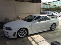 R34 GTR