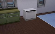 Mod The Sims - placeable dishwashers on ground