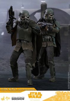Star Wars Han Solo Mudtrooper Sixth Scale Figure by Hot Toys | Sideshow Collectibles