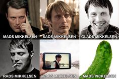 Mads Mikkelsen (aka Mads Pickelsen)