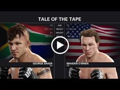 UFC 2 Career Ultimate fighter rounds