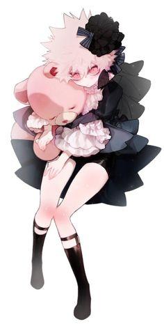 Character: Katsuki Bakugou (Gender Female)