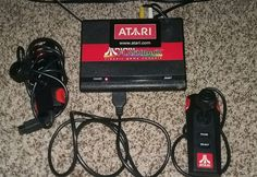#atari flashback classic video game console mini 7800 tested & functioning  from $15.5