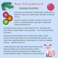 Kuura-ketun ensimmäiset joulutarinat
