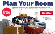 Better Homes and Gardens' Arrange-a-Room