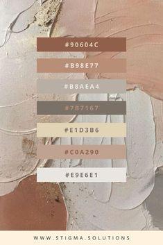 Pantone Colour Palettes, Color Schemes Colour Palettes, Pantone Color, Coastal Color Palettes, Summer Color Palettes, Brown Color Schemes, Color Trends, Rgb Palette, Hex Color Palette