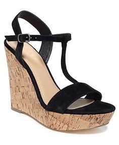 Charles by Charles David Alethia Platform Wedge Sandals - Espadrilles & Wedges - Shoes - Macy's