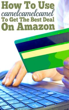 Have you heard of CamelCamelCamel?  Do you like to save money?  Name your price?   The camel does all that and more! Learn how to use the camel to your advantage any time you shop on Amazon.  This tool is just what you need to save money this Christmas too!