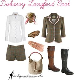 Exclusive:  Dubarry announces their new boot: Introducing the Longford Boot!