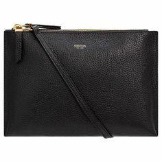For the Smythson Black Ludlow Concertina Crossbody Bag Black Crossbody, Crossbody Bag, Smythson, Black Cross Body Bag, Duchess Of Cambridge, Kate Middleton, Latest Fashion, Bags, Style