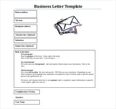 Format Business Letter templates 1 , Business Letter Format , The letter format is critically important because it will influence the relationship between companies. Choose the best business letter format by checking the information below.