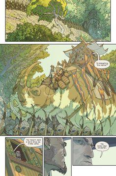Nonplayer Issue 1 Page 3 by NateSonOfSimp on DeviantArt