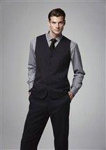 FB Mens Suiting - Vest