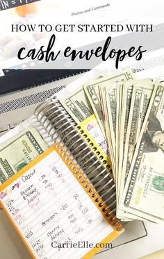 How to get started with cash envelopes – everything you ever wanted or needed to… – Finance tips, saving money, budgeting planner Saving Money Quotes, Money Saving Challenge, Money Saving Tips, Savings Challenge, Money Hacks, Money Savers, Saving Ideas, Cash Envelope System, Dave Ramsey Envelope System