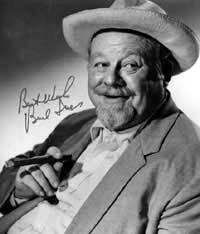Burl Ives 1909-1995 actor singer