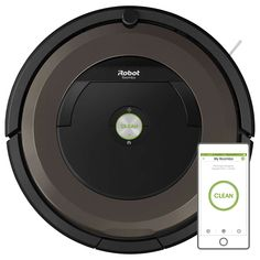 BuyiRobot Roomba 896 Robot Vacuum Cleaner, Black/Brown Online at johnlewis.com