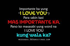 Looking for Tagalog Love Quotes for Him? Here are 10 Best Tagalog Love Quotes for Him, Check out now! Cute Love Quotes, Best Friend Love Quotes, Love Quotes And Saying, Quotes For Him, Be Yourself Quotes, Friend Quotes, Tagalog Quotes Hugot Funny, Tagalog Love Quotes, Hugot Quotes