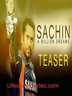 Sachin A Billion Dreams Movie Trailer: Carnival Motion pictures presenting Sachin A Billion Dreams movie trailer. This trailer upload in video in this week. James Erskine has directed and Ravi bhag…