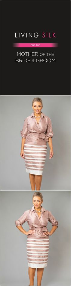 Coffee pure silk is classic and elegant for the plus size mother of the bride/ groom for a cocktail, beach, boho, country, rustic, garden, formal wedding and rehearsal dinner in Spring/ Summer and Fall/ Winter | Mother of the Bride / Groom Dresses #livingsilk #celebrateinsilk #puresilk #motherofthebridedresses #motherofthegroomdresses #weddingideas #weddings