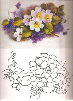 Coleção Pintura em Tecido Nº 1 - Marci - Álbuns da web do Picasa
