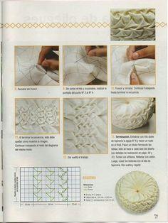 Smocking Tutorial, Smocking Patterns, Sewing Patterns, Fabric Manipulation Fashion, Fabric Manipulation Techniques, Sewing Lessons, Sewing Hacks, Sewing Projects, Canadian Smocking