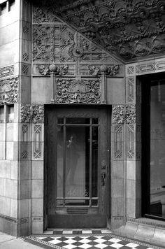 Louis Sullivan_Krause Music Store, 4611 North Lincoln Avenue, Chicago | Flickr…