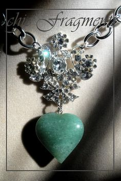 TIFFANY And CO. Assemblage HEART Necklace