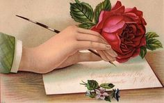 This is a stunning collection of Red Rose Images! These gorgeous vintage Red Rose Pictures, are all in color & are free to use in Collage or Art Journals. Vintage Cards, Vintage Postcards, Vintage Images, Vintage Pictures, Rose Images, Rose Pictures, Antique Prints, Vintage Prints, Christmas Clock