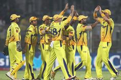Chennai Super Kings off to a spectacular start