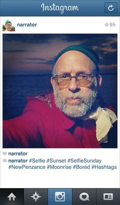 If Wes Anderson Characters Had Instagram