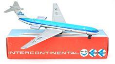 VEB Plasticart Annaberg-Buchholz KLM Royal Dutch Airlines Flugzeug