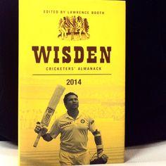 Wisden Cricketers' Almanack 2014 is available in Hardback! Bloomsbury, Cricket, Reading, Instagram Posts, Books, Libros, Word Reading, Book, Reading Books
