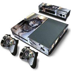 HelloDefiance, Wolf Skin - Xbox One Protector, best, HelloDefiancecheap