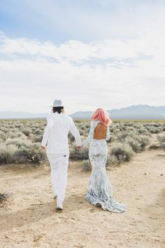 This Couple's Rock 'N' Roll Wedding Will Make You Want To Get Hitched