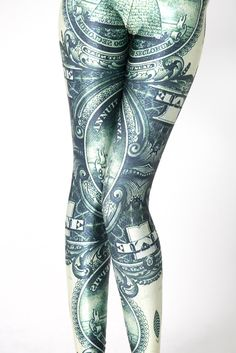 Dollar Legs BLACK MILK