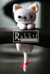 ♯crochet ♯pattern Oh so cute! Amigurumi Drooping Cat Pattern $5.00