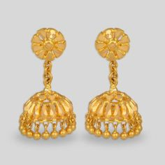 jewellery | gold | earrings