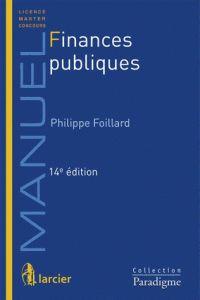 Finances publiques 14e édition http://catalogues-bu.univ-lemans.fr/flora_umaine/jsp/index_view_direct_anonymous.jsp?PPN=18100691X
