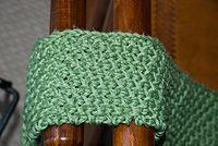 Tunisian crochet - Wikipedia, the free encyclopedia