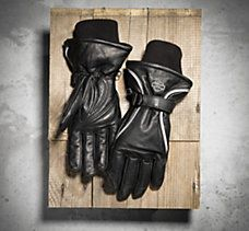 Stay warm with cold weather riding gear from Harley-Davidson. From heated riding gear to hats and gloves, we have your warm motorcycle gear here. Motorcycle Gloves, Motorcycle Outfit, Harley Davidson Gloves, Leather Gloves, Women's Gloves, Riding Gear, Biker Chick, Stay Warm, Cold Weather
