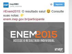 Folha do Sul - Blog do Paulão no ar desde 15/4/2012: Nota do Enem 2015 é divulgada