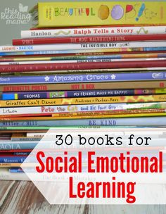 Social Emotional Learning Books – This Reading Mama Social Emotional Learning Books – This Reading Mama,Children's Books . Social Emotional Learning Books that can Lead to Great Discussions – This Reading Mama. Social Emotional Development, Social Emotional Learning, Social Skills, Social Issues, Social Work, List Of Skills, Life Skills, Coping Skills, Emotional Books