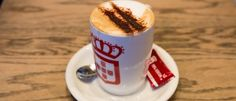 That fist cuppa in the morning! Get the best at Vida e caffe. Best Coffee, Coffee Break, Earthy, Cravings, The Best, Tableware, Reflection, Addiction, African