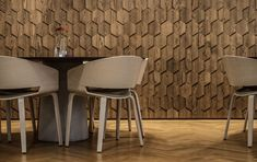 Sommerrogaten - Designed by Norwegian Interior Architect firm Metropolis arkitektur & design - www. Wall Finishes, Office Interior Design, Chesterfield, Chair Design, Bar Stools, Armchair, Dining Chairs, Offices, Table