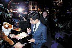 #SurajSharma nominado #Bafta por #UnaAventuraExtraordinaria como Estrella Revelación [hoy en cines]