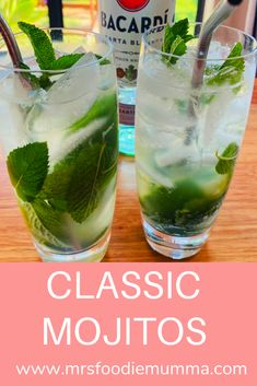 Bacardi Mojito, Bacardi Cocktail, Mojito Cocktail, Vodka Cocktails, Refreshing Cocktails, Classic Cocktails, Lime Cocktail Recipes, Lime Drinks, Top Vodka