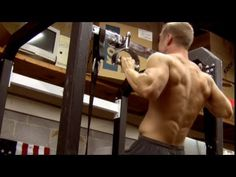 Back Workout - 5 Back Exercises for Mass - YouTube